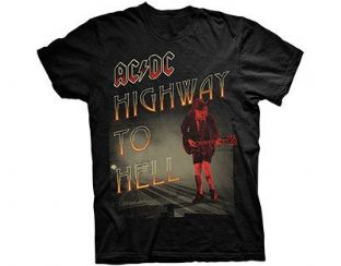 AC/DC 'Red Angus' T-Shirt